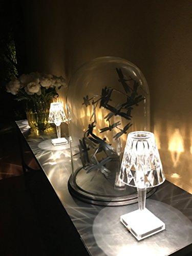 Kartell Battery Lampada Da Tavolo Cristallo Da 112 90 Confronta I Prezzi Da Prezzox It