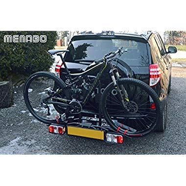MENABO 000077500000 Portabici da Gancio Naos Eco 2 Bici