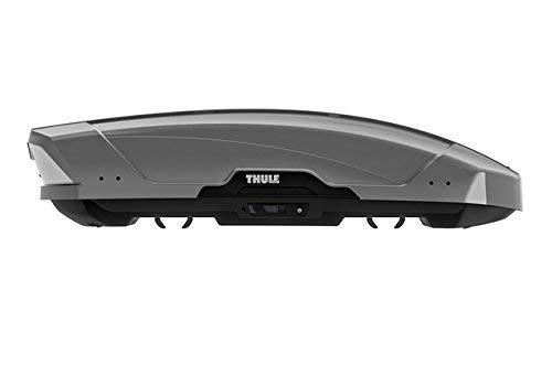 Thule 629200 Box Motion XT,Titanio Lucido,M
